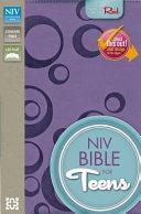 NIV Bible for Teens PDF