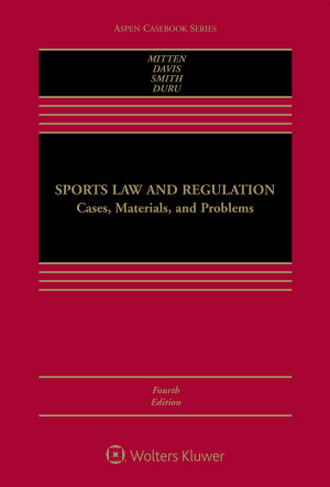 Sports Law and Regulation PDF