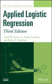 Applied Logistic Regression: Edition 3