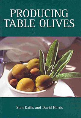 Producing Table Olives PDF