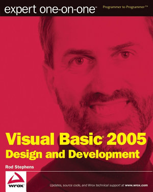 Expert One on One Visual Basic 2005 Design and Development