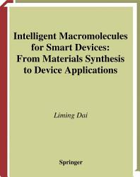Intelligent Macromolecules for Smart Devices PDF