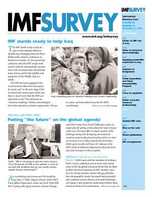 Imf Survey 19