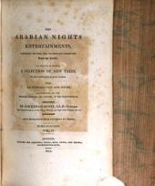 The Arabian Nights Entertainments: Volume 2