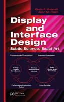 Display and Interface Design PDF