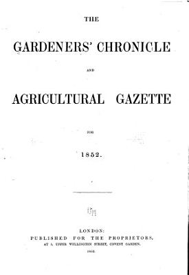 Gardeners Chronicle   New Horticulturist PDF