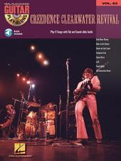 Creedence Clearwater Revival: Guitar Play-Along, Volume 63