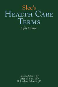 Slee s Health Care Terms PDF