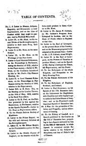 Cobbett's Political Register: Volume 35