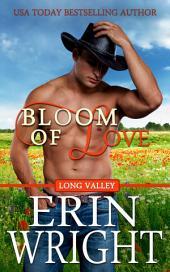 Bloom of Love: A Western Interracial Romance Novel (Cowboy Mexican Florist Forbidden Love Romance)