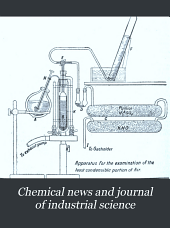 Chemical News and Journal of Industrial Science: Volumes 79-80