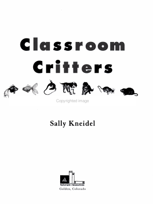 Classroom Critters and the Scientific Method