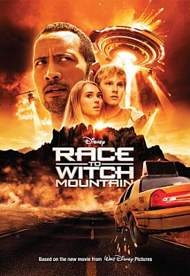 Race to Witch Mountain  The Junior Novel PDF