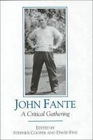 John Fante PDF
