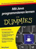 Mit Java programmieren lernen f  r Dummies PDF