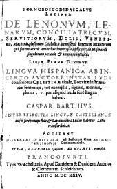 Pornoboscodidascalus latinus