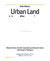 Urban Land Use Planning PDF