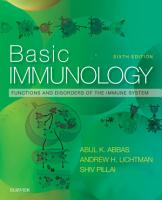 Basic Immunology E Book PDF