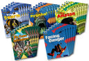 Project X Origins Dark Blue Book Band Oxford Level 15 Endangered Class Pack Of 30 Book PDF
