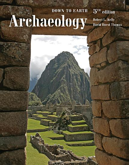 Archaeology  Down to Earth PDF