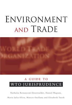 Environment and Trade PDF