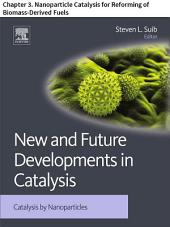 New and Future Developments in Catalysis: Chapter 3. Nanoparticle Catalysis for Reforming of Biomass-Derived Fuels