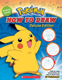 How to Draw Deluxe Edition  Pok  mon