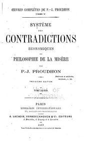 Œuvres complètes de P.-J. Proudhon: Volume5
