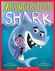 Misunderstood Shark Book