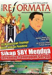 Tabloid Reformata Edisi 125 Maret 2010