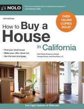 How to Buy a House in California: Edition 16