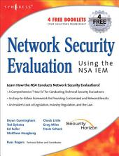 Network Security Evaluation Using the NSA IEM