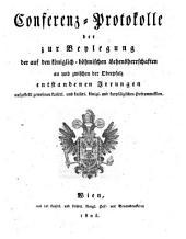 Konferzprotokolle