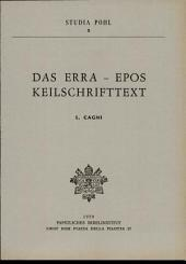 Das Erra - Epos Keilschrifttext