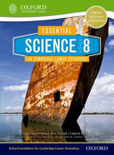 Essential Science for Cambridge Lower Secondary, Stage 8