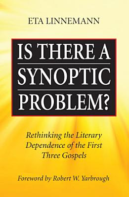 Is There A Synoptic Problem  PDF
