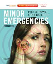 Minor Emergencies E-Book: Edition 3