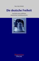 Die deutsche Freiheit PDF