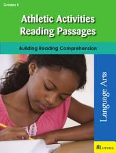 Athletic Activities Reading Passages: Building Reading Comprehension