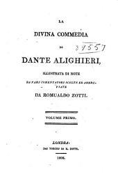 La divina commedia: Volume1