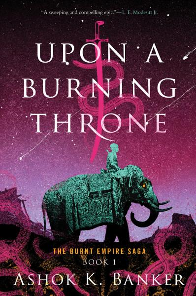 Download Upon a Burning Throne Book