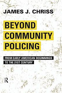 Beyond Community Policing Book