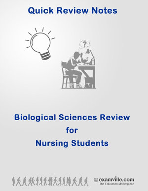 Biological Science Review for Nursing Students