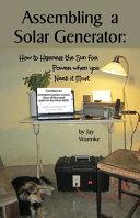 Assembling a Solar Generator