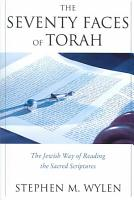 The Seventy Faces of Torah PDF