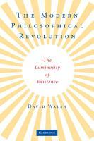 The Modern Philosophical Revolution PDF