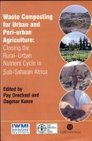 Waste Composting for Urban and Peri urban Agriculture PDF