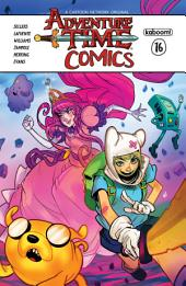 Adventure Time Comics #16