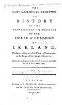 Parliamentary Register