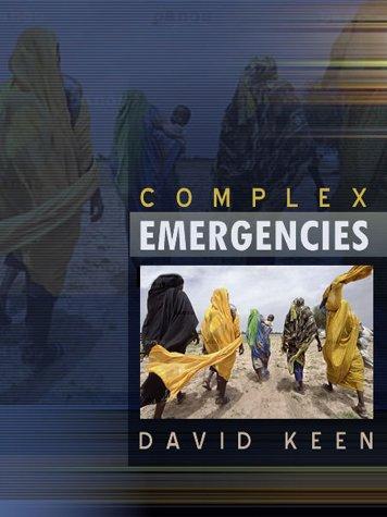 Download Complex Emergencies Book